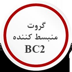 گروت منبسط کننده BC2